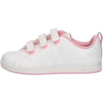 Chaussures Fille Baskets basses adidas Originals CG5684 Sneakers Enfant Blanc Blanc