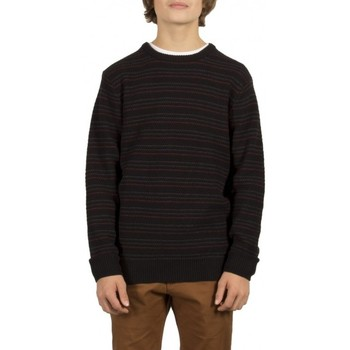 Vêtements Garçon Pulls Volcom Sweat  Newstone Sweater - Navy Bleu