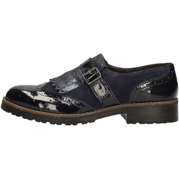 Chaussures Femme Derbies Igi&co 88095/00 Lace up shoes Femme Bleu Bleu
