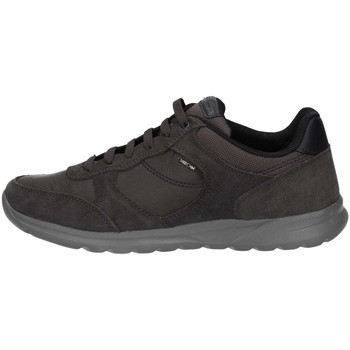 Chaussures Homme Baskets basses Geox U740HA22ME Basket Homme Grey anthracite Grey anthracite