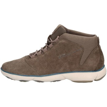 Chaussures Homme Baskets montantes Geox U74D7A00BS  Homme Brown Brown