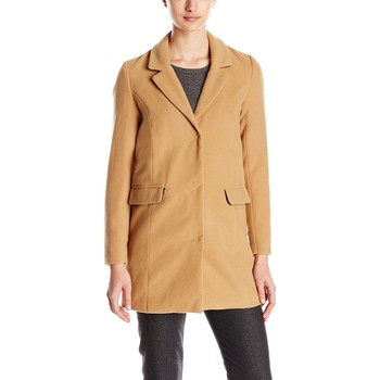 Vêtements Femme Manteaux Vero Moda CITY Marron