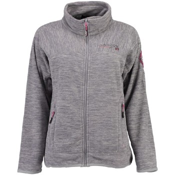 Vêtements Fille Polaires Geographical Norway Polaire Fille Tyrell Gris