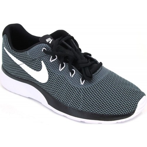 Nike TANJUN RACER 921669 Gris - Chaussures Baskets basses Homme