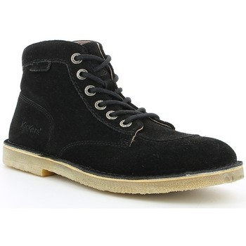 Chaussures Homme Boots Kickers ORILEGEND Noir