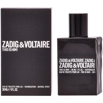 Beauté Homme Eau de toilette Zadig & Voltaire This Is Him! Edt Vaporisateur