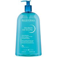 Beauté Produits bains Bioderma Atoderm Gel Douche Nettoyant Douceur  1000 ml