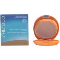 Beauté Fonds de teint & Bases Shiseido Tanning Compact Foundation Spf6 natural 12 Gr