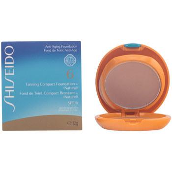Beauté Fonds de teint & Bases Shiseido Tanning Compact Foundation Spf6 natural 12 Gr 12 g
