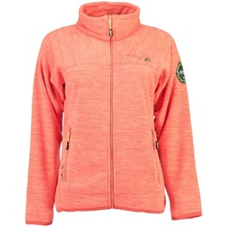 Vêtements Fille Polaires Geographical Norway Polaire Fille Tyrell Corail Orange