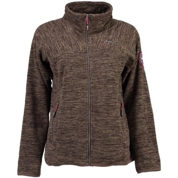 Vêtements Fille Polaires Geographical Norway Polaire Fille Tyrell Taupe