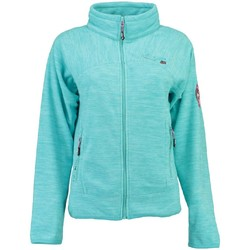 Vêtements Fille Polaires Geographical Norway Polaire Fille Tyrell Turquoise