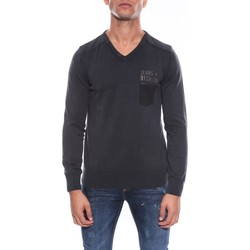 Vêtements Homme Pulls Ritchie PULL COL V LADWIN Gris