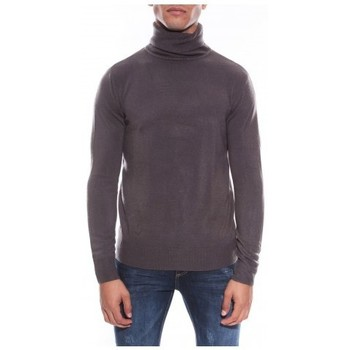Vêtements Homme Pulls Ritchie PULL COL ROULE LOVOU Anthracite