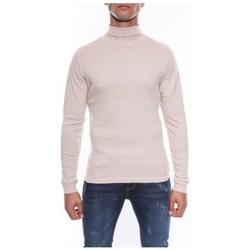 Vêtements Homme T-shirts manches longues Ritchie SOUS PULL WAREN II Beige