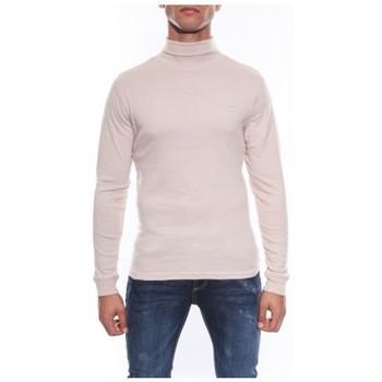 Vêtements Homme T-shirts manches longues Ritchie SOUS PULL WAREN Beige