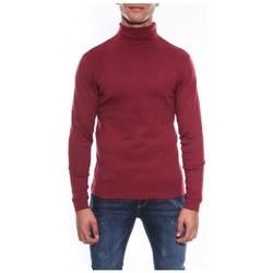 Vêtements Homme T-shirts manches longues Ritchie Sous-pull pur coton organique WAREN Bordeaux