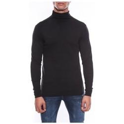 Vêtements Homme T-shirts manches longues Ritchie Sous-pull pur coton organique WAREN Noir