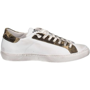 Chaussures Homme Baskets basses 2 Stars 2S1601 Basket Homme White White