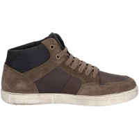 Chaussures Homme Baskets montantes Geox U741UA22FU  Homme Brown Brown