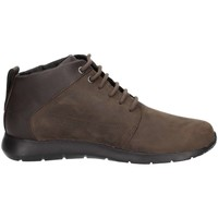 Chaussures Homme Baskets montantes Geox U74Q7A45ME  Homme Brown Brown