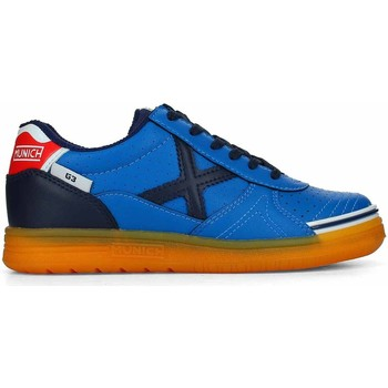 Chaussures Garçon Baskets basses Munich Fashion G-3 KID NEAZUL/MARINO AZUL
