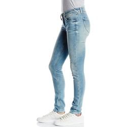 Vêtements Femme Jeans skinny Tommy Hilfiger SOPHIE 0122016 Bleu Clair