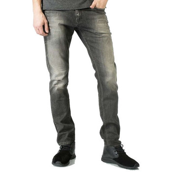 Vêtements Homme Jeans Tommy Hilfiger SIDNEY HBSTD Noir Clair