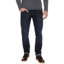 Vêtements Homme Jeans droit Tommy Hilfiger RONNIE RIVDC Bleu