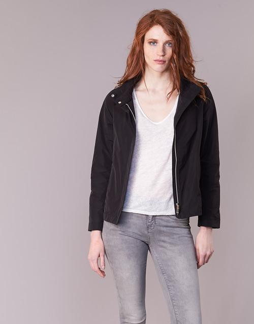 Vêtements Femme Blousons Geox PORTCE Noir