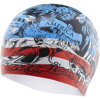 Accessoires Accessoires sport Tyr Home the brave  Cap red/white
