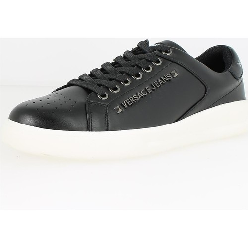 Chaussures Homme Baskets basses Versace e0yqbsh1 noir