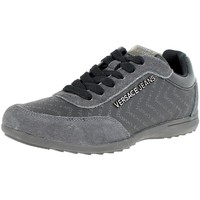 Chaussures Homme Baskets basses Versace e0yqbsc3 gris