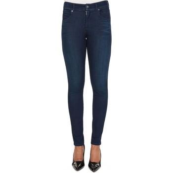 Vêtements Homme Jeans skinny Armani jeans B5J20 5H Bleu Denim