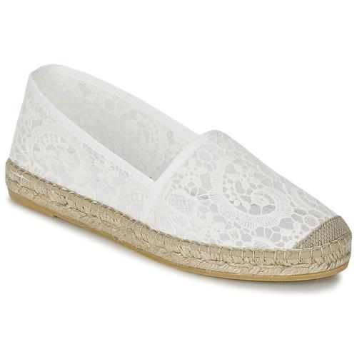 Espadrilles Nome Footwear FRANCIO Blanc 350x350