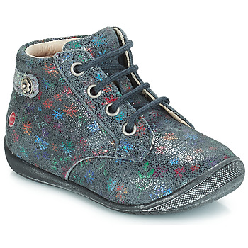 Chaussures Fille Boots GBB NICOLE Gris