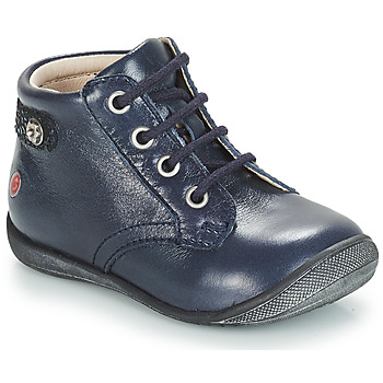 Chaussures Fille Boots GBB NICOLE VTE MARINE DPF/KEZIA