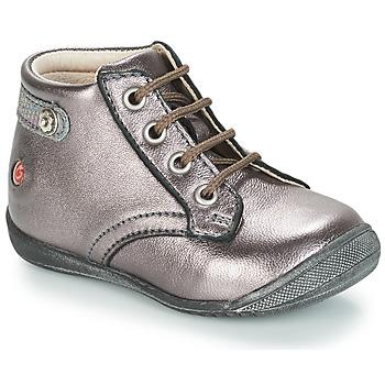 Chaussures Fille Boots GBB NICOLE VTE BOIS DE ROSE DPF/KEZIA