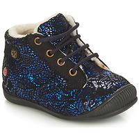 Chaussures Fille Boots GBB NICOLE CTU MARINE DCH/KEZIA
