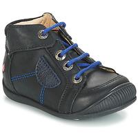 Chaussures Garçon Boots GBB RACINE VTS NOIR DPF/RAIZA