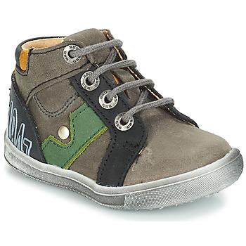 Chaussures Garçon Boots GBB REGIS Gris