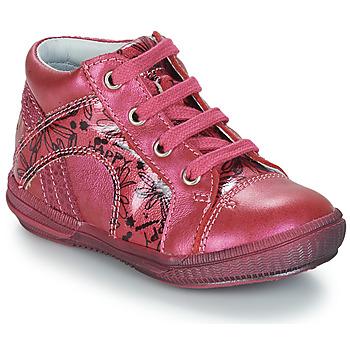Chaussures Fille Boots GBB ROSETTA Rose
