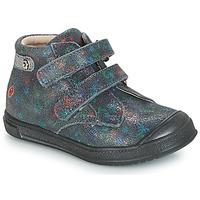 Chaussures Fille Baskets montantes GBB RACHEL Gris