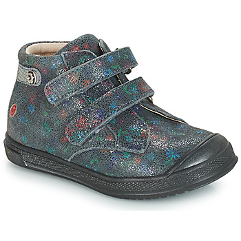 Chaussures Fille Boots GBB RACHEL VTE GRIS IMPRIME DPF/EDIT