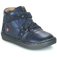 Chaussures Fille Boots GBB RAYMONDE Bleu
