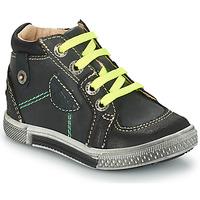 Chaussures Garçon Bottes ville GBB RAYMOND CTU GRIS-NOIR DPF/STRYKE