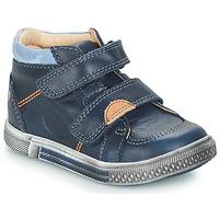 Chaussures Garçon Boots GBB ROBERT VTC BLEU DPF/STRYKE