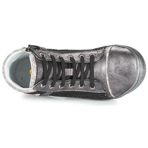GrisNoir Boots Gbb Fille Romie Chaussures m0wPv8OynN