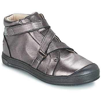 Chaussures Fille Boots GBB NADEGE Gris