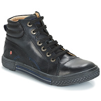 Chaussures Garçon Boots GBB RALPH VTS NOIR DPF/STRYKE